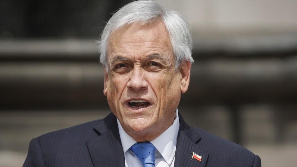 Piñera respalda labor de Mañalich tras supuesta solicitud para modificar datos de contagios