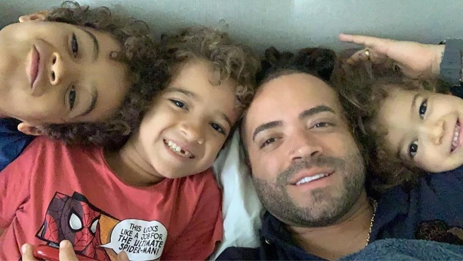 Oficialmente divorciado: Esto pagará Nacho de manutención por sus hijos varones