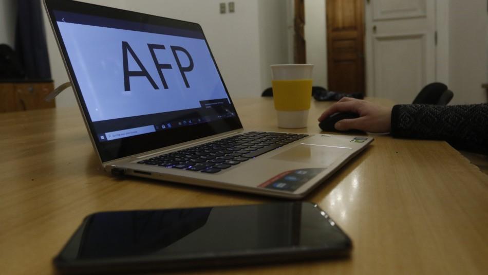Nuevo retiro de fondos AFP generaría mayor carga fiscal por aumento de pensiones solidarias