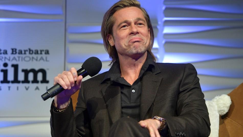 Mujer creyó que hablaba con Brad Pitt por internet y fue estafada con 40 mil dólares