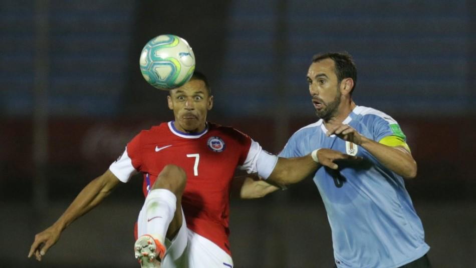 Prensa de Uruguay destacó agónico triunfo ante Chile.