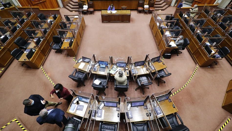 Reajuste al salario mínimo: Senado aprueba aumento de $6.000 y proyecto pasa a la Cámara