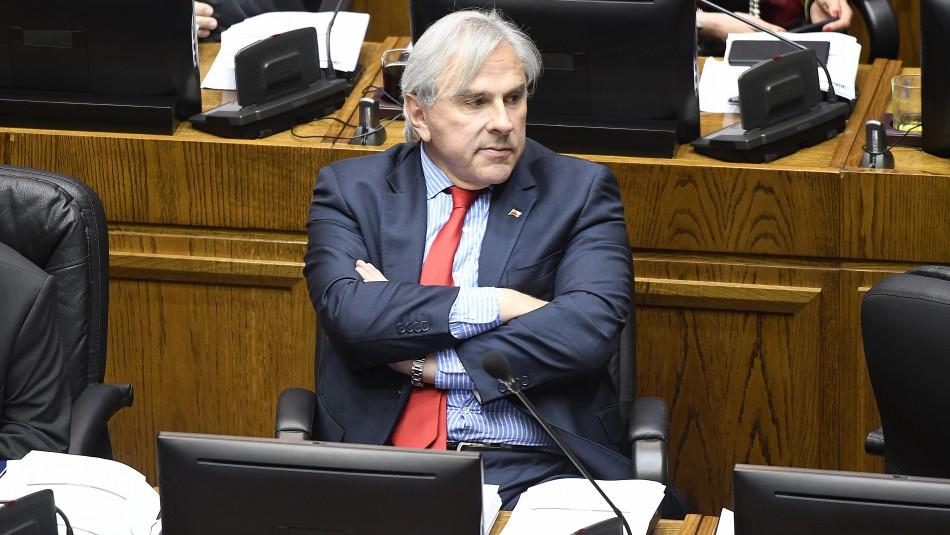 Senador Iván Moreira en la mira por declaraciones.