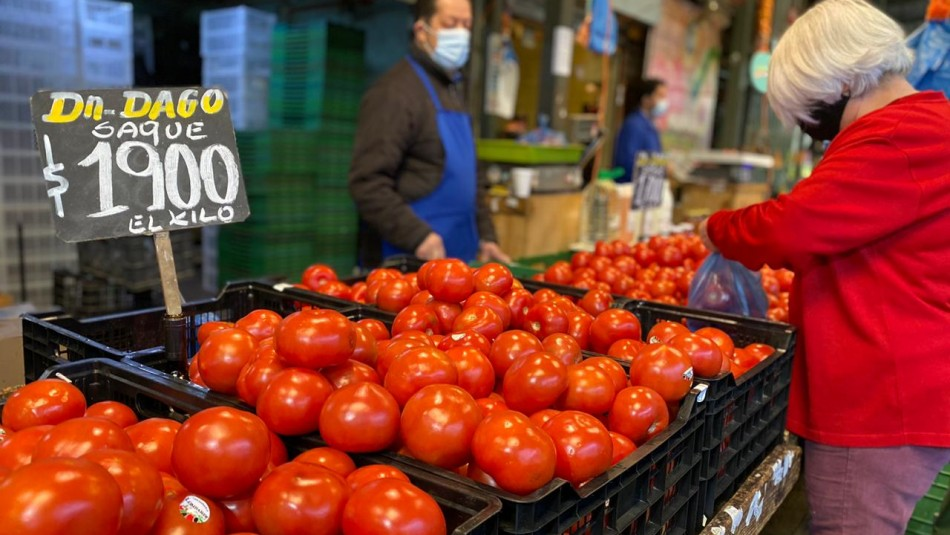 IPC de septiembre anota variación de 0,6%: Suben de precio tomate y carne de vacuno