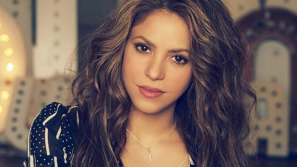 Shakira invitó al príncipe William a Colombia: