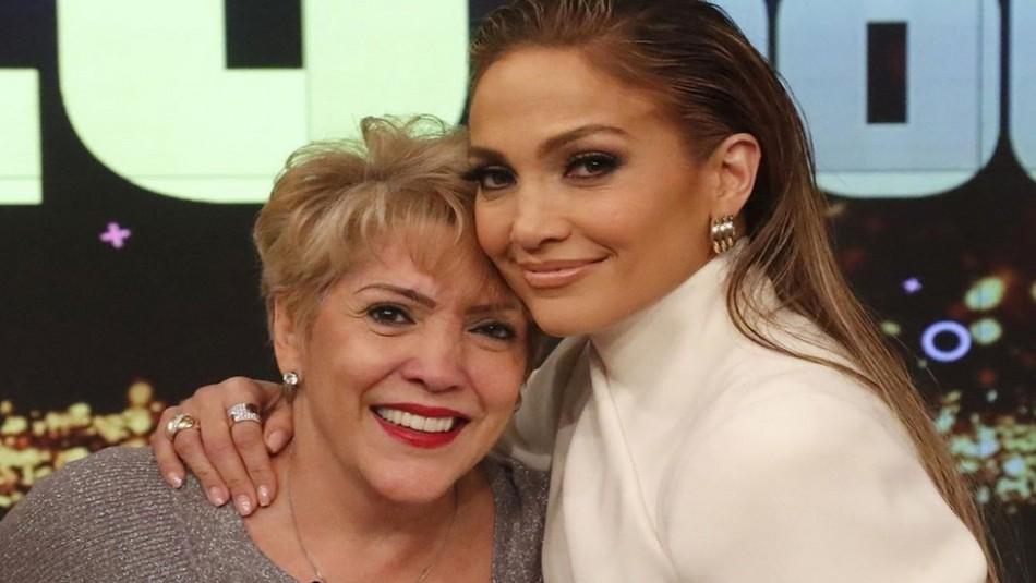 A sus 74 años: La mamá de Jennifer Lopez es tan guapa como ella