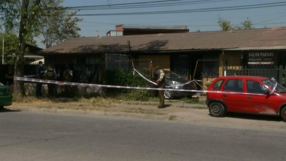 Asesinan a carabinero (r) en violento asalto a su casa en Conchalí
