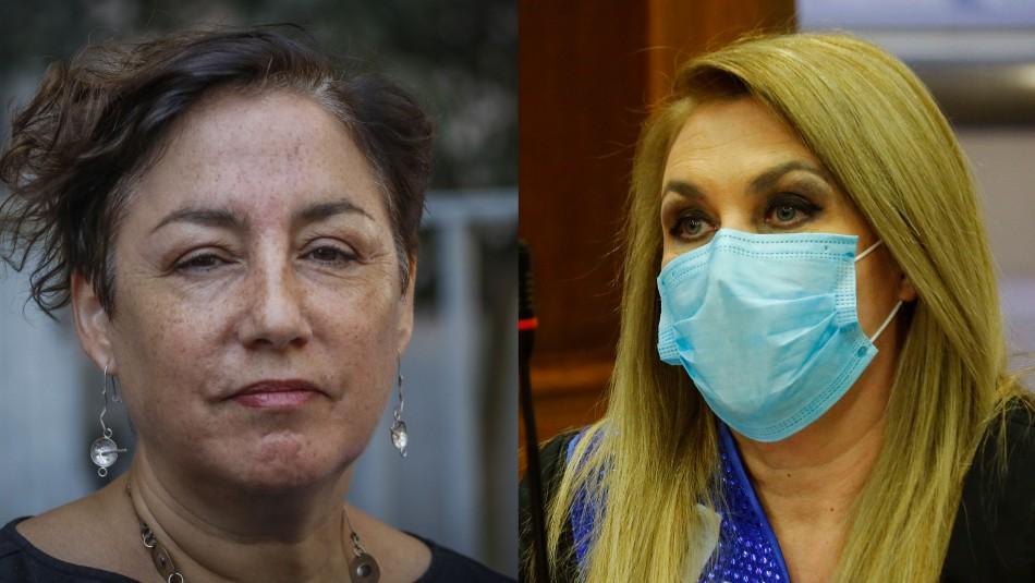 Segundo retiro del 10%: Pamela Jiles critica a Beatriz Sánchez por no apoyar el proyecto