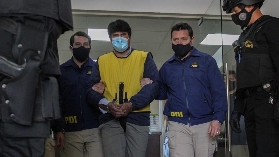 Caso Carolina Fuentes: Ricardo Neira habría ocultado el cuerpo antes de llevarlo al río Ñuble