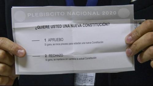 Servel aclara información que circula en redes sociales sobre el Plebiscito 2020