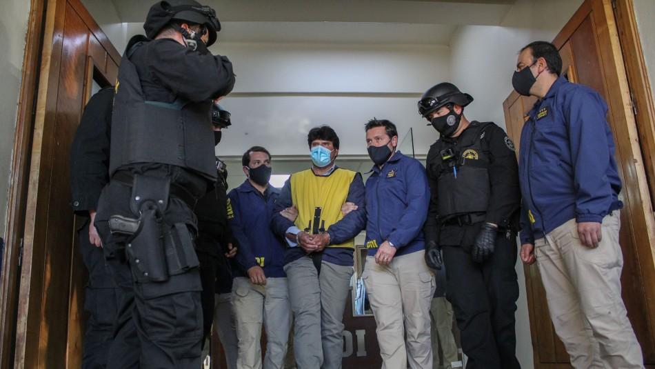 Caso Carolina Fuentes: Geolocalización de Ricardo Neira fue clave para su detención
