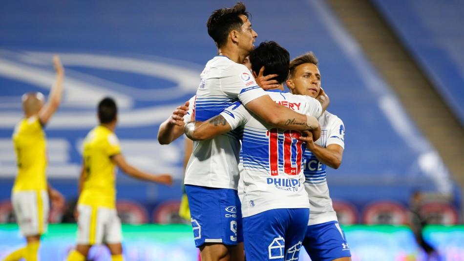 La UC solo rescata un empate como local ante U. de Concepción: Revisa la tabla de posiciones