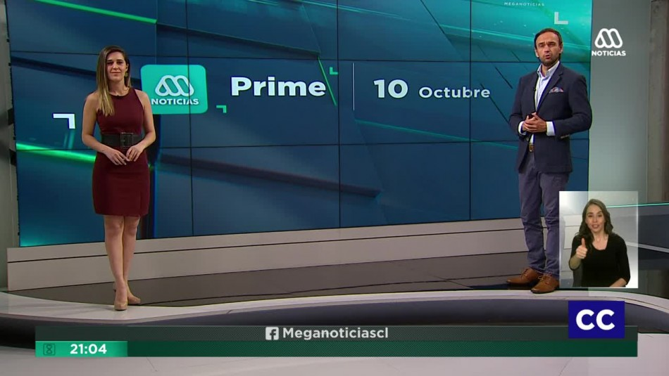 Meganoticias Prime - Sábado 10 de octubre 2020