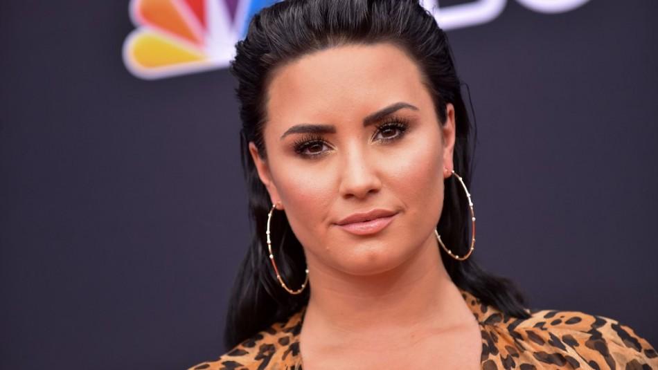 Demi Lovato revela la película que le hizo darse cuenta de su bisexualidad