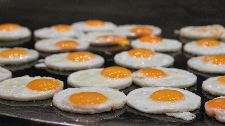 Huevos y jugo de naranja: El desayuno ideal por su poderío nutricional
