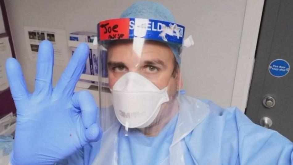 Enfermero español que participa en los ensayos de la vacuna de Oxford se contagió de coronavirus
