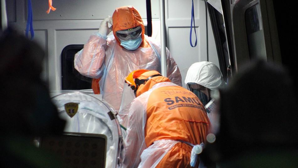 Coronavirus: Minsal reporta 61 decesos y manifiesta preocupación por algunas comunas de Chile
