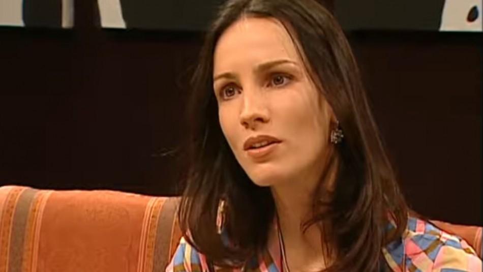 Así está actualmente la actriz Ángela Contreras, ícono de las teleseries de los 90