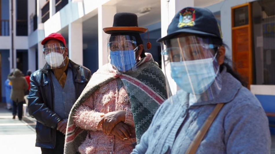 Perú supera los 850 mil casos de contagios por coronavirus