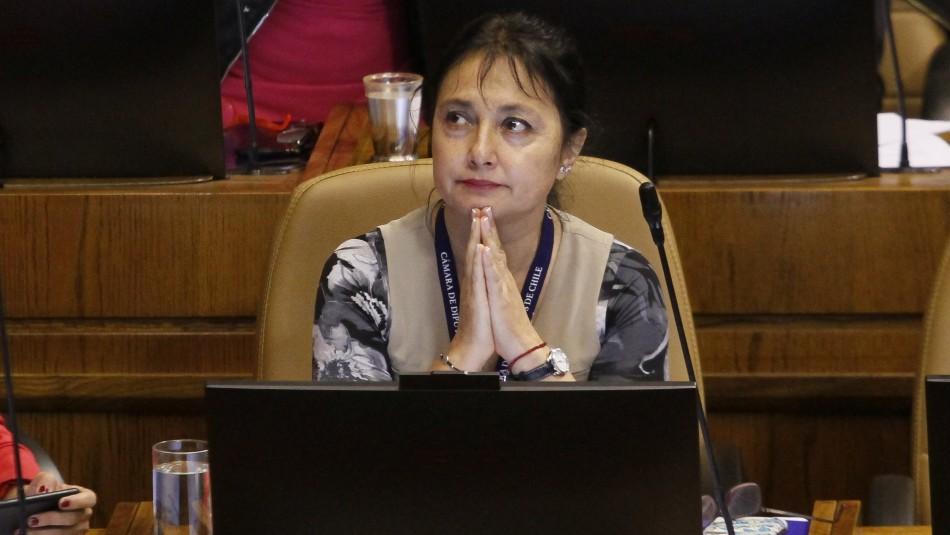 Diputada Marzán apoya segundo retiro del 10%: