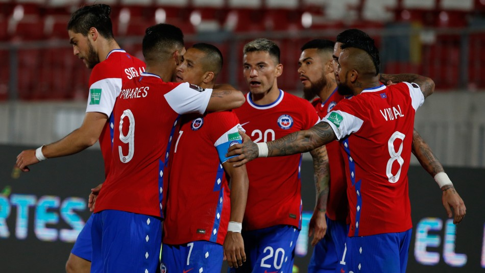 Chile empató en casa ante Colombia.