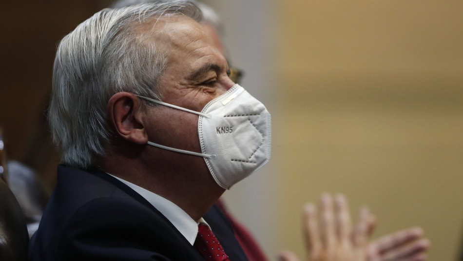 Cámara rechaza acusación constitucional contra exministro Mañalich