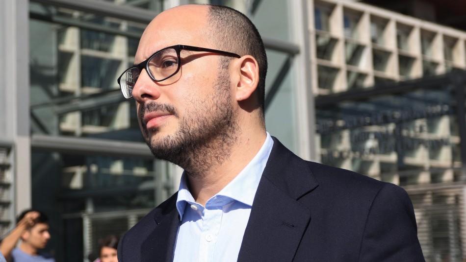 Fiscalía pide cárcel para Nicolás López: 10 años por violación y 5 por abuso sexual