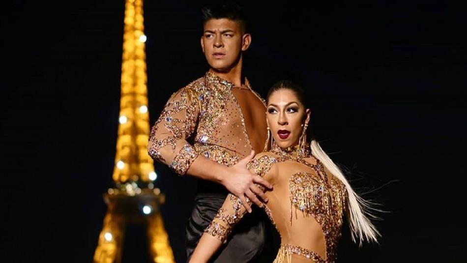 Se separan: Bailarines chilenos que deslumbraron a JLo anuncian el fin de su relación