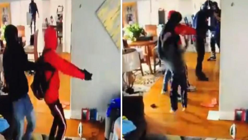 Niño de cinco años se convierte en héroe: Defendió a su madre de ladrones