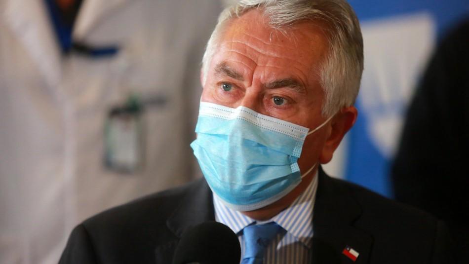 Coronavirus: Minsal reporta 1.089 nuevos contagios, cifra más baja desde septiembre