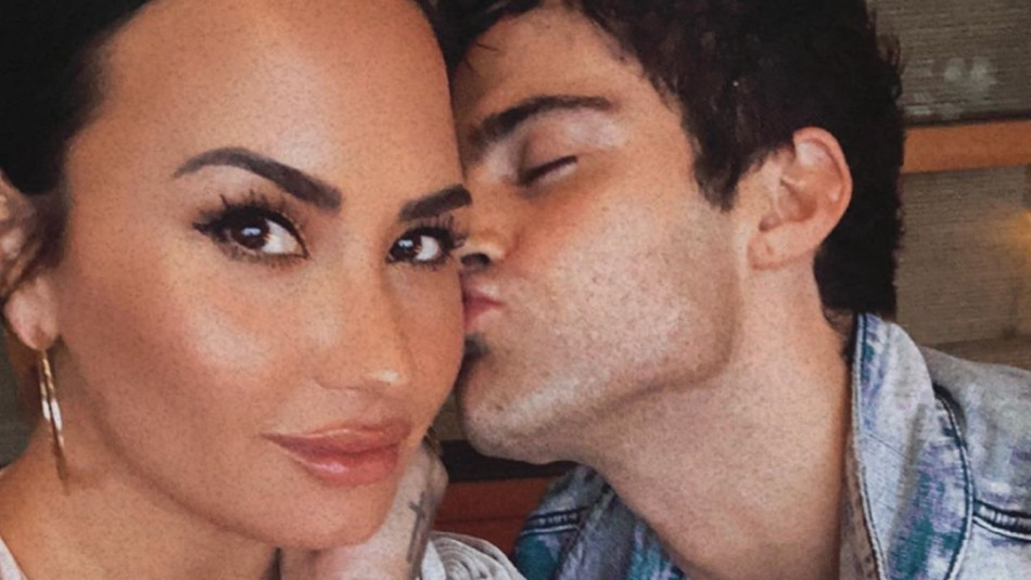 Expareja de Demi Lovato tiene nueva relación a días de haber terminado su compromiso