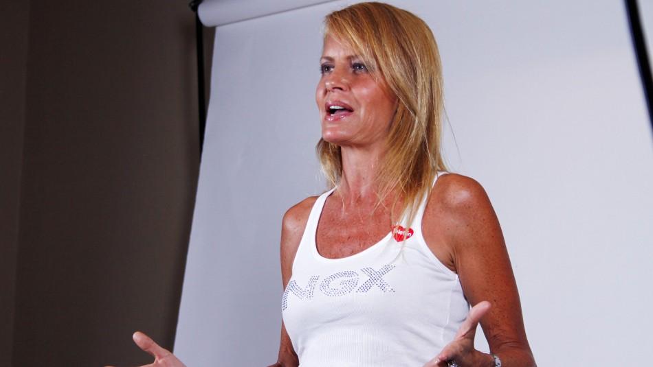 Cecilia Bolocco lanza campaña contra el cáncer apoyada por su futuro esposo