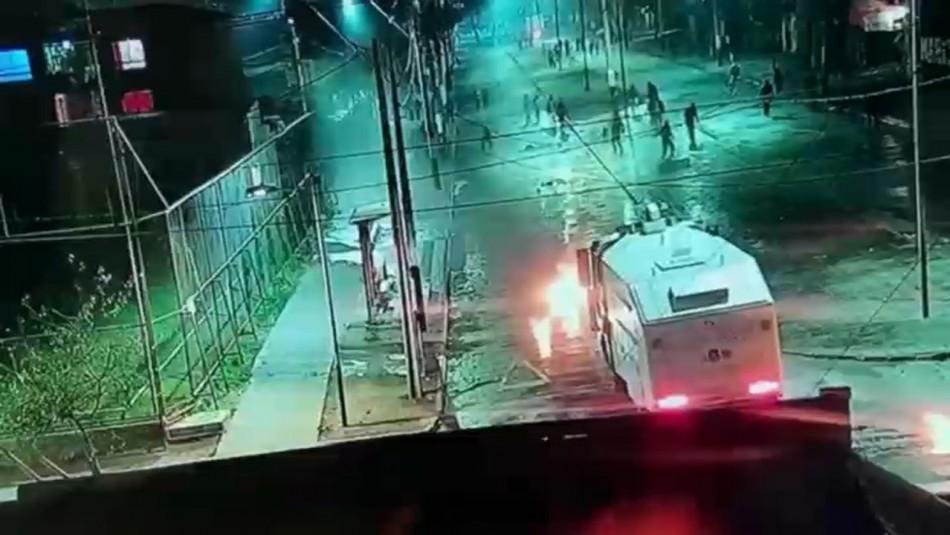 Allanamientos dejan 7 adultos y 3 menores detenidos por ataques a subcomisaría de Peñalolén