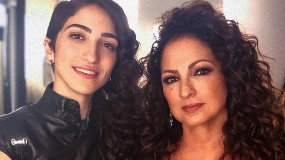 Gloria Estefan habló de la homosexualidad de su hija Emily con fuertes declaraciones