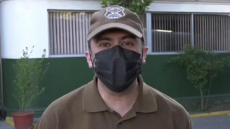 Carabinero controlado cerca de casa de fiscal Chong se querella por abusos contra particulares