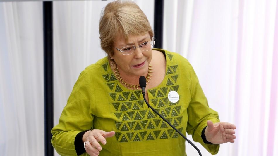 Elecciones en Bolivia: Bachelet llama a evitar