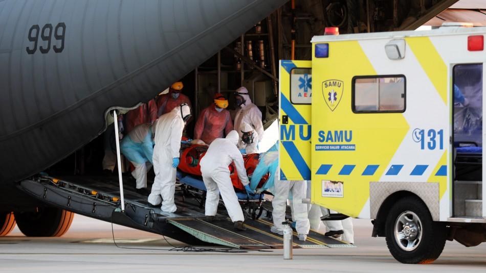 Coronavirus en Chile: Minsal reporta 95 fallecidos diarios, cifra más alta de la semana