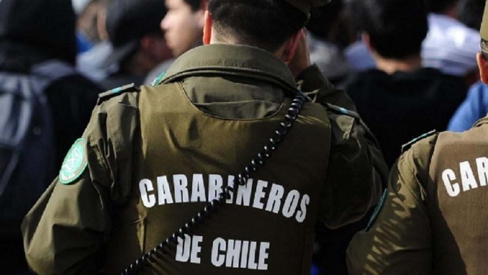 Ofician a Carabineros y Registro Civil por identidad de efectivo encubierto en Lo Hermida