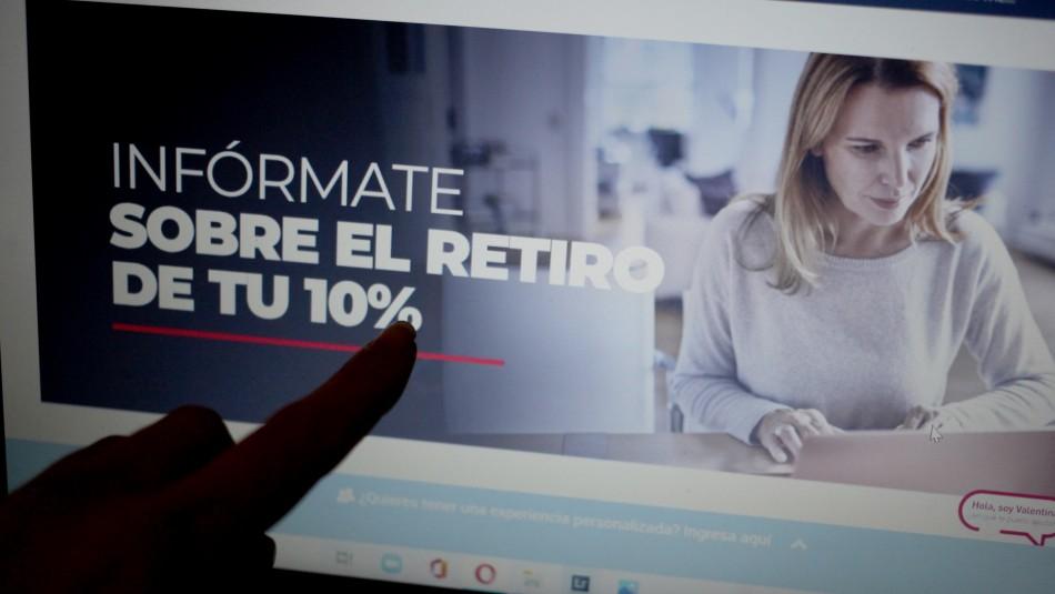 Nuevo retiro de fondos de AFP: Senadores Quintana y Coloma coinciden en mejorar pensiones