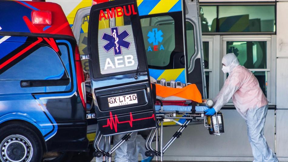 Coronavirus en Chile: Metropolitana y Valparaíso son las regiones con mayor cantidad de muertes