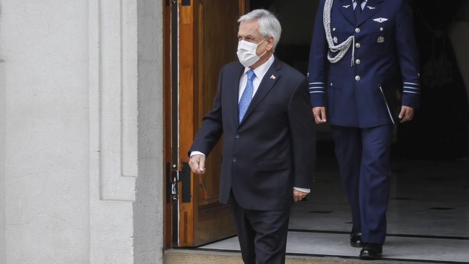 Presidente Piñera sostuvo reunión de coordinación con todos los intendentes del país