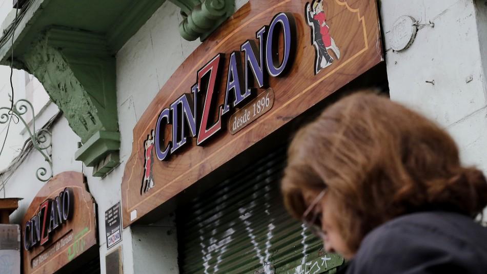Emblemático bar Cinzano de Valparaíso cierra sus puertas tras 124 años