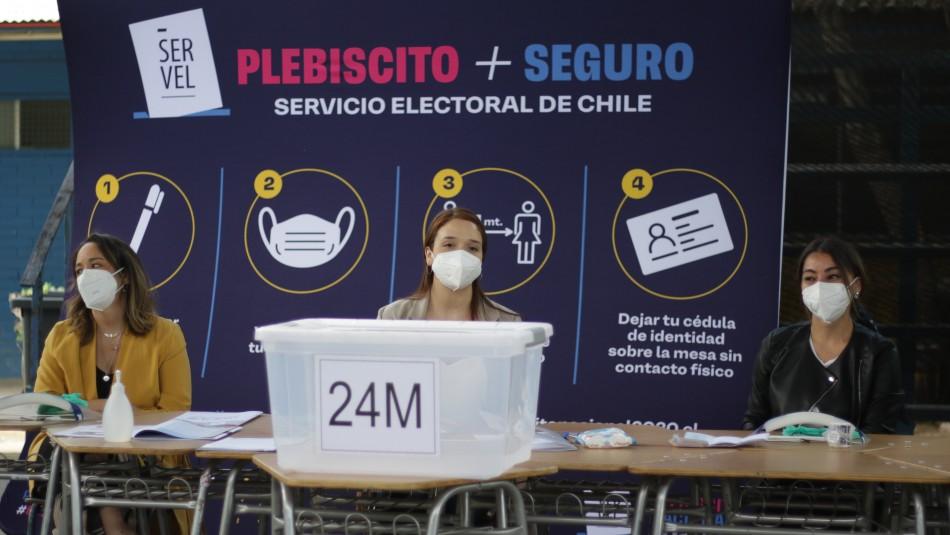 ¿Cómo es el voto del próximo Plebiscito del 25 de octubre de 2020?