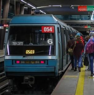 Metro suspende servicio en estación Protectora de la Infancia debido a disturbios