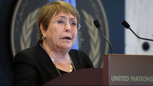 Bachelet: