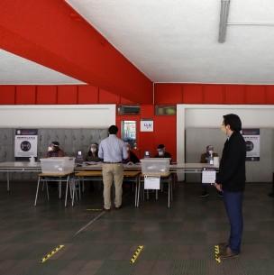 Revisa tu local de votación para este Plebiscito del 25 de octubre