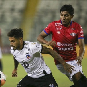 Colo Colo queda eliminado de Copa Libertadores tras caer ante Wilstermann