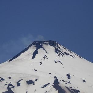 Volcán Villarrica registra sismo y