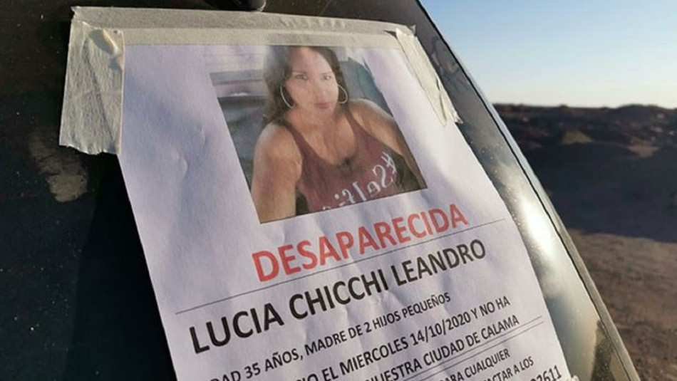 Caso Lucía Chicchi: detienen a su ex pareja.