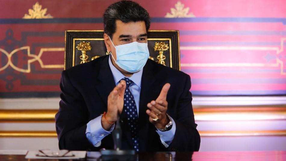 Maduro: Venezuela comenzará vacunación contra el coronavirus entre diciembre y enero